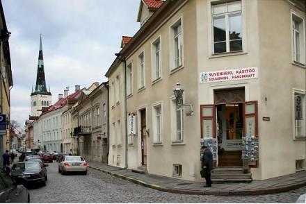 Old Town Alur  hostel Tallinn Estnia